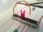 35mm slide pot potentiometer Red LED illuminated Unit Quantity 1