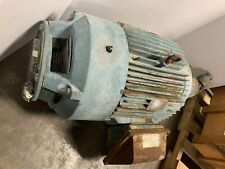 Reliance Electric Motor 40 Hp 1190 Rpm 3 Ph 364tc