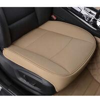 Universal Auto Sitzauflage Sitzbezüge Sitzkissen Sitzmatte PU Leder Breathable