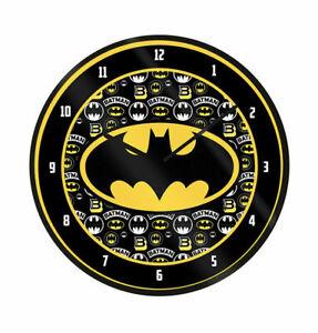 Boxed Licensed Clock Gift - Batman Licensed - 85450