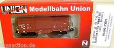Coche de campana telescópica Railship Modellbahn Union MU333020 N 1:160 µ