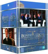 Boston Legal - Season 1-5 [DVD], DVD | 5039036041492 | New