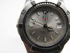 TAG Heuer Professional 200m Orologio bracciale in acciaio INOX, RIF. WK1212