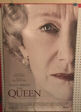 Original Movie Poster The Queen Double Sided 27x40