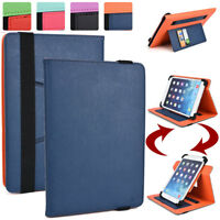 Universal 9 - 9.7 inch Tablet Rotation Folio Folding Case Cover MU10VT-5