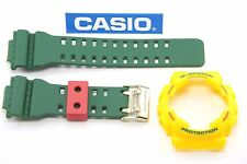CASIO GA-110RF-9A G-Shock Rastafarian Limited Color BAND & BEZEL Combo GA-110