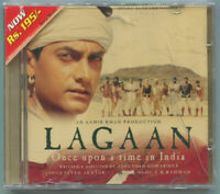 Lagaan: Once Upon a Time in India Soundtrack CD by A.R. Rahman 2001 - Bollywood
