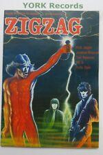 ZIGZAG MAGAZINE - Issue 78 - November 1977 - Mick Jagger / Jonathan Richman