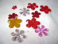 Cuentas sueltas de joyería de flor