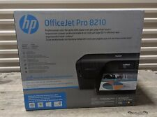 HP Wireless Color Printer OfficeJet Pro 8210  Brand New - Factory Sealed