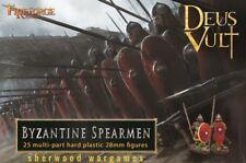 28mm Byzantine Infantry Deus Vult Fireforge Games, The Dark Ages, Swordpoint