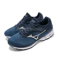 Mizuno Wave Rider 23 SW Blue Grey White Men Running Shoes Sneakers J1GC1904-04