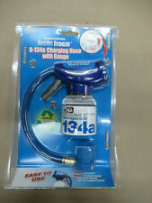 ARCTIC FREEZE 02828 / GBM-3CSCA R-134A CHARGING HOSE WITH GAUGE RE-USABLE