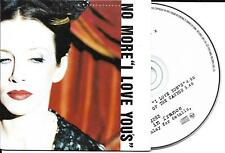 CD CARTONNE CARDSLEEVE ANNIE LENNOX 2T NO MORE I LOVE YOU'S DE 1995