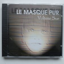 VOLTENE SUE Le masque pur  CD ALBUM