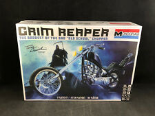 Monogram Grim Reaper Tom Daniel Old School Chopper 1:8 Scale Model 85-7541 NIB