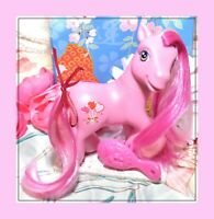 ❤️My Little Pony MLP G3 Wish-I-May 2006 Valentine Target Release Heart Bouquet❤️
