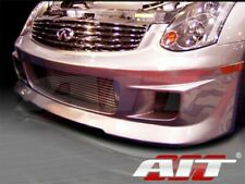 For 2003-2007 INFINITI G35 2DR COUPE G-RACER STYLE FRONT BUMPER BY AIT RACING