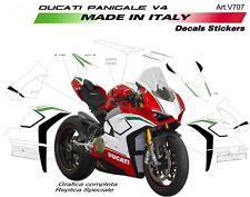 Kit adesivi per Ducati Panigale V4 design speciale