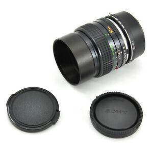 Minolta MC Rokkor-X PG 50mm F1.4 Lens For Minolta MD/Sony Nex Mount!