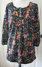 Rockmans Polyester Multi-Colored Regular Tops & Blouses for Women