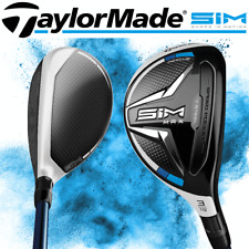 TAYLORMADE SIM MAX HYBRID CLUBS / ALL LOFTS & SHAFTS / NEW 2020 MODEL / MULTIBUY