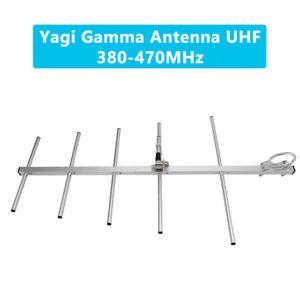 UHF Buchse 70cm 9dBi 5 Elemente High Gain Yagi Antenne für 2-Wege Radio Baofeng