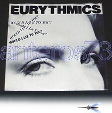 "EURYTHMICS ANNIE LENNOX ""WOULD I LIE TO YOU"" 12"" ITALY"