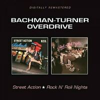 Bachman-Turner Overdrive - Street Action/Rock N Roll Nights [CD]