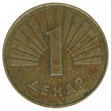 Mazedonien, 1 Denar 2000, A44074
