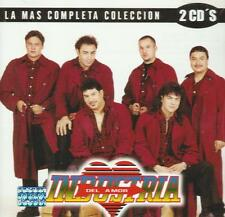 Industria Del Amor CD NEW Mas Completa Coleccion SET Con 2 CD's 30 Canciones !