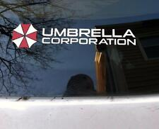 Resident Evil Umbrella Corporation Vinyl Decal stickers buy 2 get 2 free