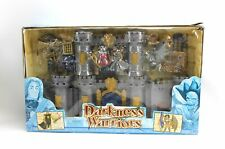 NEW Darkness Warriors Castle Fantasy Playset with Soldiers & Dragon