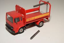 NOREV MAXI-JET DAF CAMION TRUCK DEPANNAGE BREAKDOWN RED EXCELLENT CONDITION
