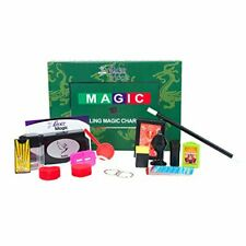 Ever Magic Set - Magician's Box, Tutorials - 24 Magic Tricks - Instant Magician