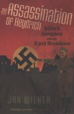 The Assassination Of Heydrich: Hitler's Hangman And The Czech Resistance: By ...