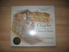 Stephen King Beryl Evans Charlie Choo-Choo signed sealed limited print slipcased
