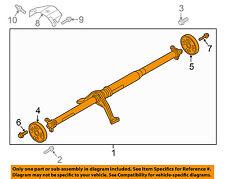 AUDI OEM 16-17 TT Quattro Drive Shaft-Rear-Drive Shaft 8S0521101G