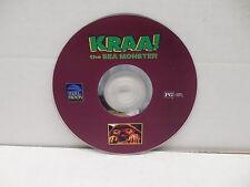Kraa! The Sea Monster DVD Movie NO CASE Full Moon Horror Film