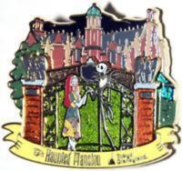 Disney Pin 73653 WDI Haunted Mansion Tokyo Jack and Sally Nightmare LE 300