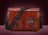 PU Leather DSLR Shoulder Camera Case Bag For Canon EOS 1300D 200D 750D 80D 800D