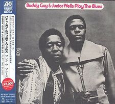 Play The Blues - Buddy & Junior Wells Guy (2014, CD NEUF)