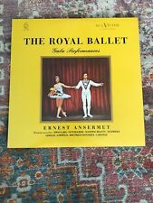 ANSERMET - THE ROYAL BALLET 2 X LP 180 GRAM UNPLAYED SORIA RCA VICTOR AUDIOPHILE