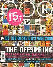 MAGAZINE OOR 2000 nr. 24 - DAS POP/ILSE DELANGE/OFFSPRING