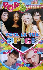 POP'S 46 1999 Spice Girls Leonardo Di Caprio Laura Pausini Nek Brian Littrell