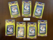 Lot of (7) Pokemon Walgreens 15 Card Mystery Packs Sealed Blister