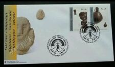 United Nation East Timor Independence 2002 Art Craft (stamp FDC) *clean