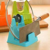 Kitchen Cutting Board Knife Block Holder storage Box Organizer Chopping Stand ;;