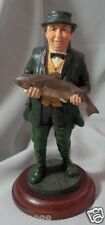 "FAIRWEATHER RESIN FIGURINE ""THE ONE THAT GOT AWAY"" 20cm FISHERMAN FW15 UNBOXED"