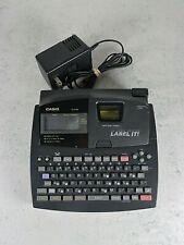 Casio Kl 8100 Ez Label Printer Label It
